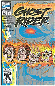 Ghost Rider - Marvel Comics - # 25 May 1992