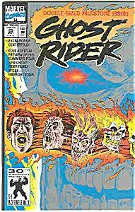 Ghost Rider - Marvel comics - # 25 May 1992 (Image1)