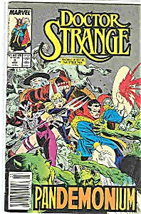 Doctor Strange -Marvel comics - # 3  March 1989 (Image1)
