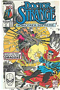 Doctor Strange  -Marvel comics - # 4 May 1989 (Image1)