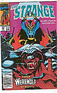 Dr. Strange - Marvel comics = # 26  Feb. 1991 (Image1)