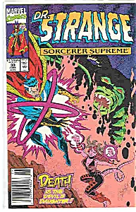 Dr.Strange - Marvel comics - # 30 June  1991 (Image1)