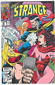 Dr. Strange - Marvel comics - # 35  Nov. 1991 (Image1)