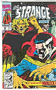 Dr. Strange - Marvel comics - # 36  Dec. 1991 (Image1)