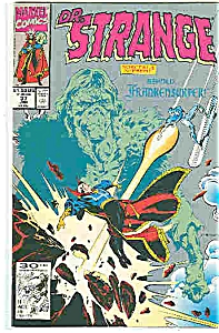 Dr. Strange - Marvel comics - # 37  Jan. 1992 (Image1)