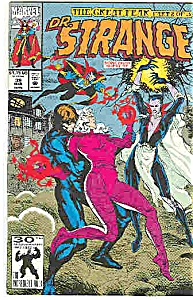 Dr Strange - Marvel comics - # 39  March 1992 (Image1)