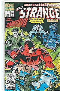 Dr. Strange - Marvel comics # 40-   April 1992 (Image1)