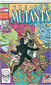 NEW MUTANTS: SUMMER SPECIAL (1990) Marvel Comics (Image1)
