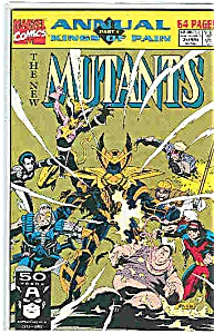 The New Mutants - Marvel comics - # 7   1991 (Image1)