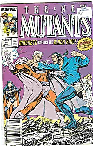 The New Mutants-Marvel comics - # 75  May 1989 (Image1)