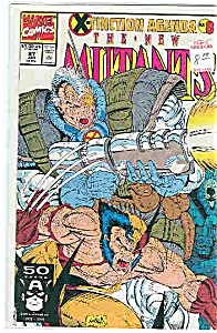 The New mutants - Marvel comics - # 97 Jan. 1991 (Image1)