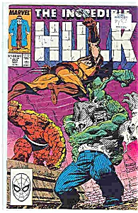 The Hulk - Marvel comics - # 359  Sept.   1989 (Image1)