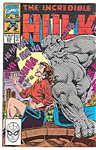 The Hulk - Marvel comics - # 373   Sept.1990 (Image1)