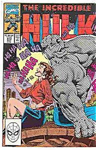 The Hulk - Marvel comics - # 373   Sept.1990 (Image1)