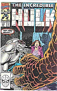 The Hulk - Marvel comics - # 374  Oct. 1990 (Image1)