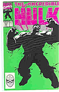 The Hulk - Marvel comics - # 377 Jan.  1991 (Image1)