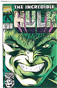 The Hulk - Marvelcomics =# 378   March 1991 (Image1)