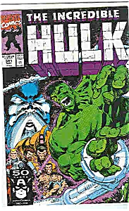 The Hulk - Marvel comics - # 381  May 1991 (Image1)