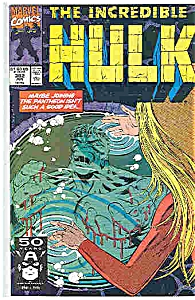 The Hulk - Marvel comics - # 382 June 1991 (Image1)