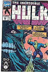 TheHulk - Marvelcomics - # 384  August 1991 (Image1)