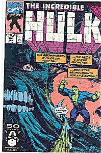 TheHulk - Marvelcomics - # 384  August 1991 (Image1)