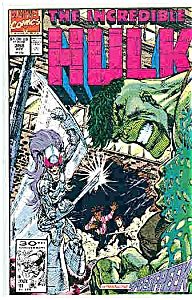 The Hulk - Marvel comics - #388 Dec. 1991 (Image1)