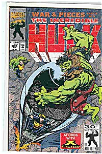 The Hulk - Marvel comics - # 392   April 1992 (Image1)