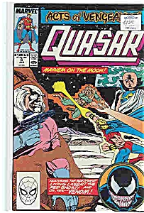 Quasar - Marvel comics - # 6 Jan. 1990 (Image1)