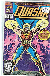 Quasar - Marvel comics - # 16  Nov. 1990 (Image1)