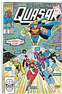 Quasar - Marvel comics - # 17 Dec. 1990 (Image1)