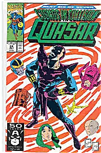 Quasar - Marvel comics - # 24 July1991 (Image1)