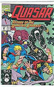 Quasar - Marvel comics - # 27   Oct. 1991 (Image1)
