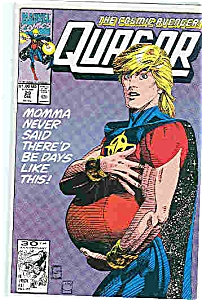 Quasar - Marvel comics - # 29 Dec. 1991 (Image1)
