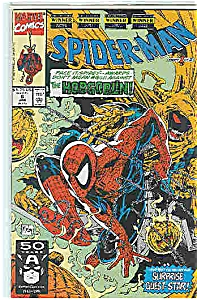 Spiderman - Marvel comics - # 6   Jan. 1991 (Image1)