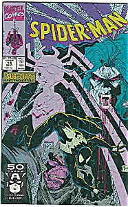 Spiderman - Marvel comics - # 14  Sept. 1991 (Image1)