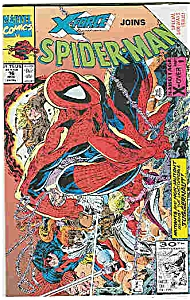 Spiderman - Marvel comics - # 16  Nov. 1991 (Image1)