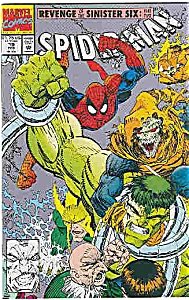 Spiderman - Marvel comics - # 19  Feb. 1992 (Image1)