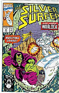 Silver Surfer - Marvel comics -# 47   March 1991 (Image1)