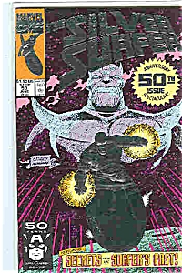 The Silver Surfer - Marvel  # 50  June 1991 1st PRINT (Image1)