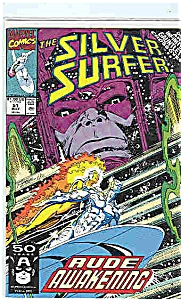Silver Surfer - Marvel comics - # 51 July 1991 (Image1)