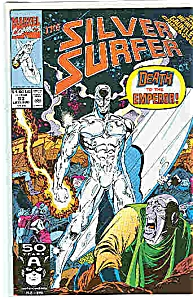 Silver Surfer - Marvel Comics = # 53 Aug. 1991