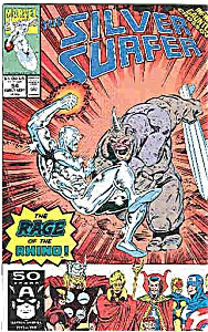 Silver Surfer = Marvelcomics   # 54   Sept. 1991 (Image1)