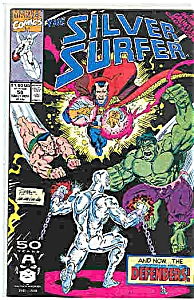 Silver Surfer - Marvel comics - # 58  Nov. 1991 (Image1)