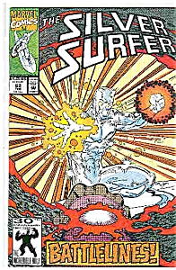 Silver Surfer - Marvel comics - #62 Feb. 1992 (Image1)