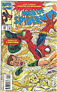Spiderman - Marvel comics - # 107 Dec. 1993 (Image1)