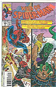 Spiderman - Marvel comics- # 109 - Feb   1994 (Image1)