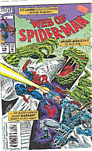Spiderman - Marvel comics - # 110 March 1994 (Image1)