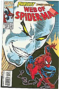 Spiderman - Marvel comics - #112  May 1994 (Image1)