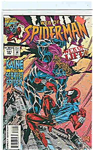 Spiderman - Marvel comics - # 121 Feb. 1995 (Image1)
