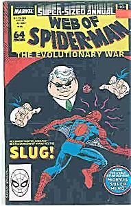 Spiderman - Marvel comics - # 4   1988 - Annual (Image1)